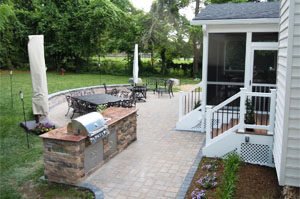 Patio Installers in Maryland