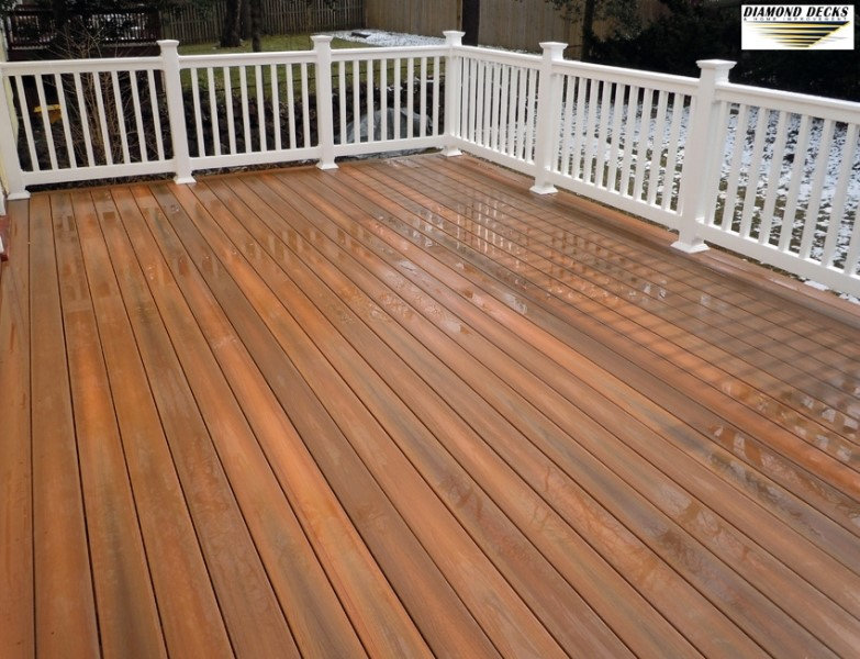 Fiberon Decking In Baltimore Fiberon Horizon Fiberon