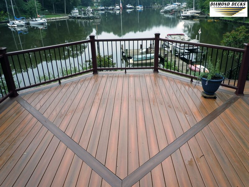 Aluminum decks and custom decks