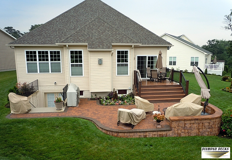 We Install Patio Paving Stones In The Columbia, Ellicott City, Annapolis U0026  Severna Park, MD Areas.