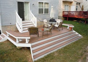 Deck in Severn, MD
