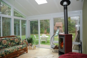 Marquee-Style Sunroom