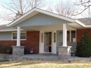 Porch Installation in Severn, MD