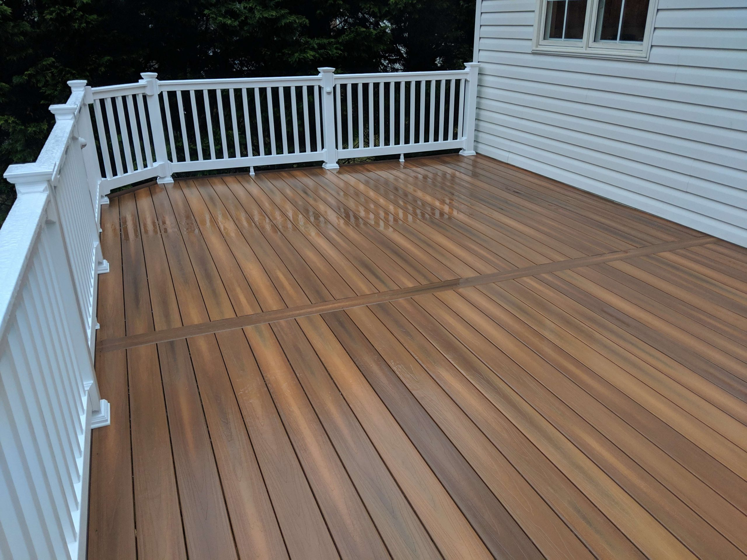 Deck Builder in Columbia - Diamond Decks