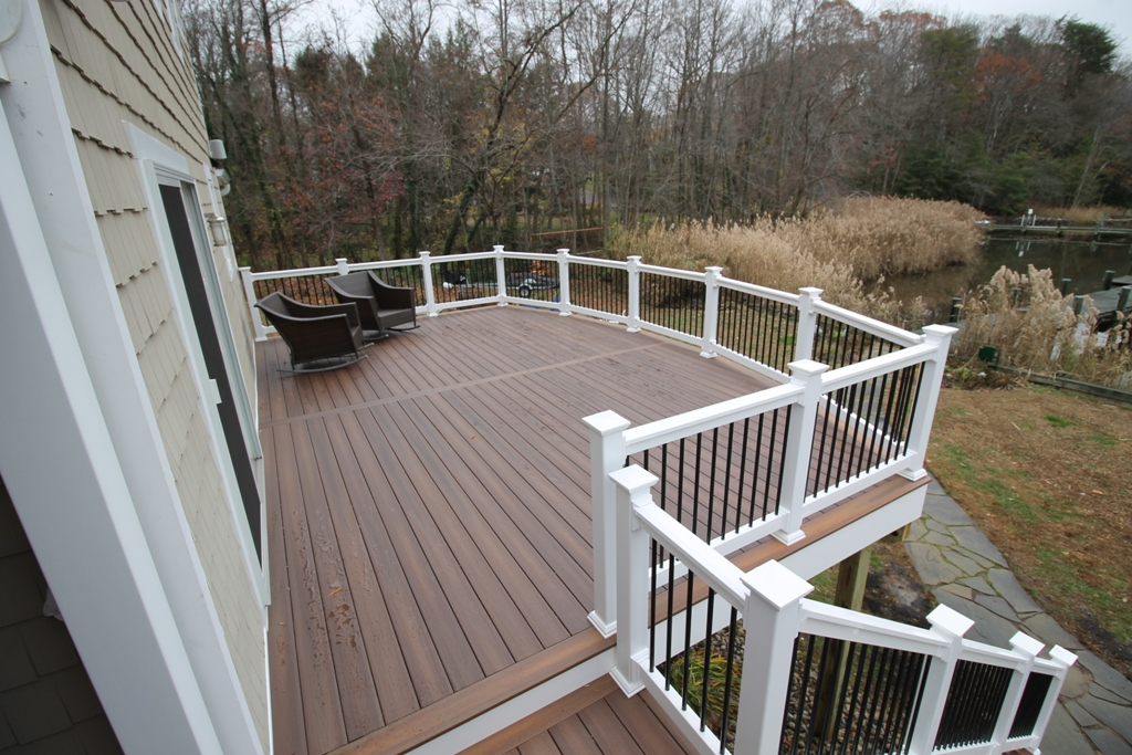 deck contractors in Maryland - Diamond Decks