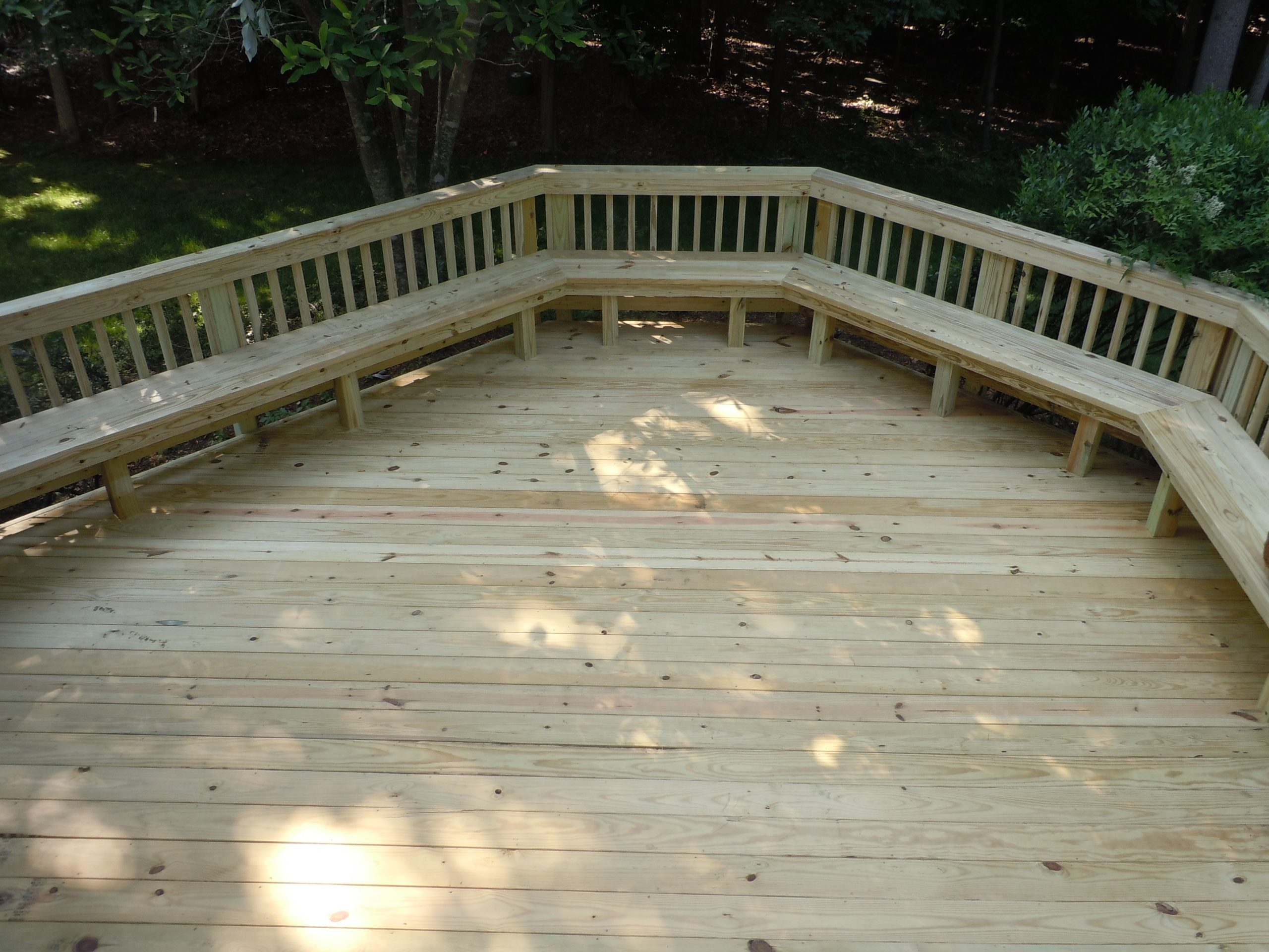 deck contractors in Severna Park - Diamond Decks