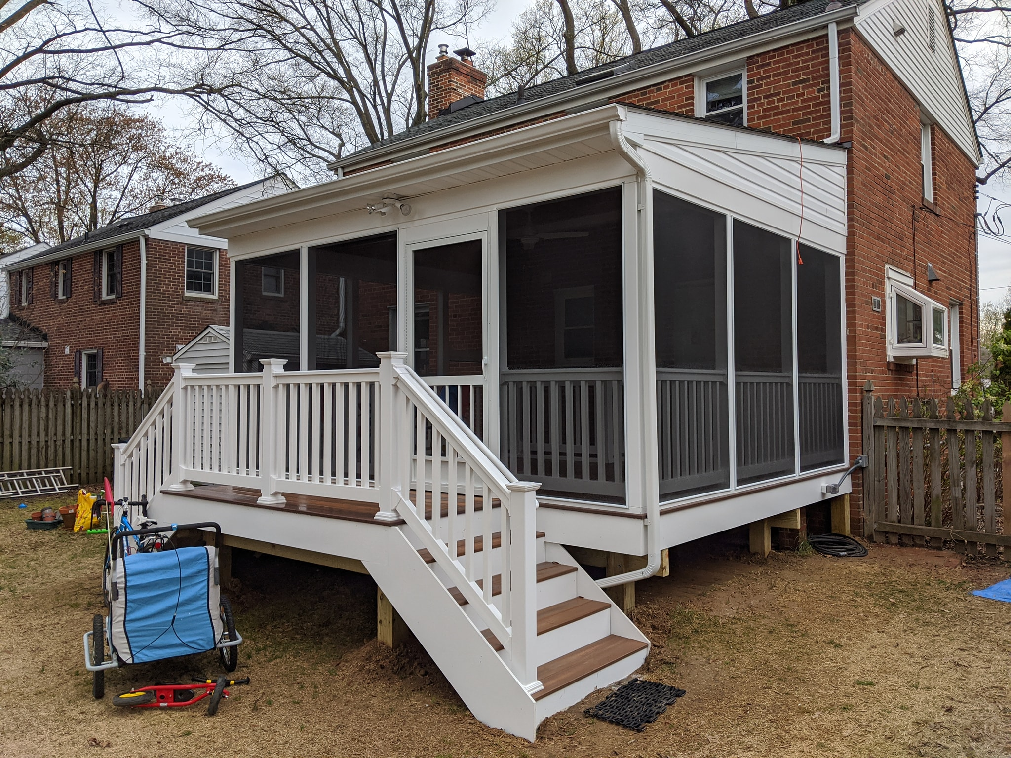 Deck Professionals in Pasadena MD - Diamond Decks