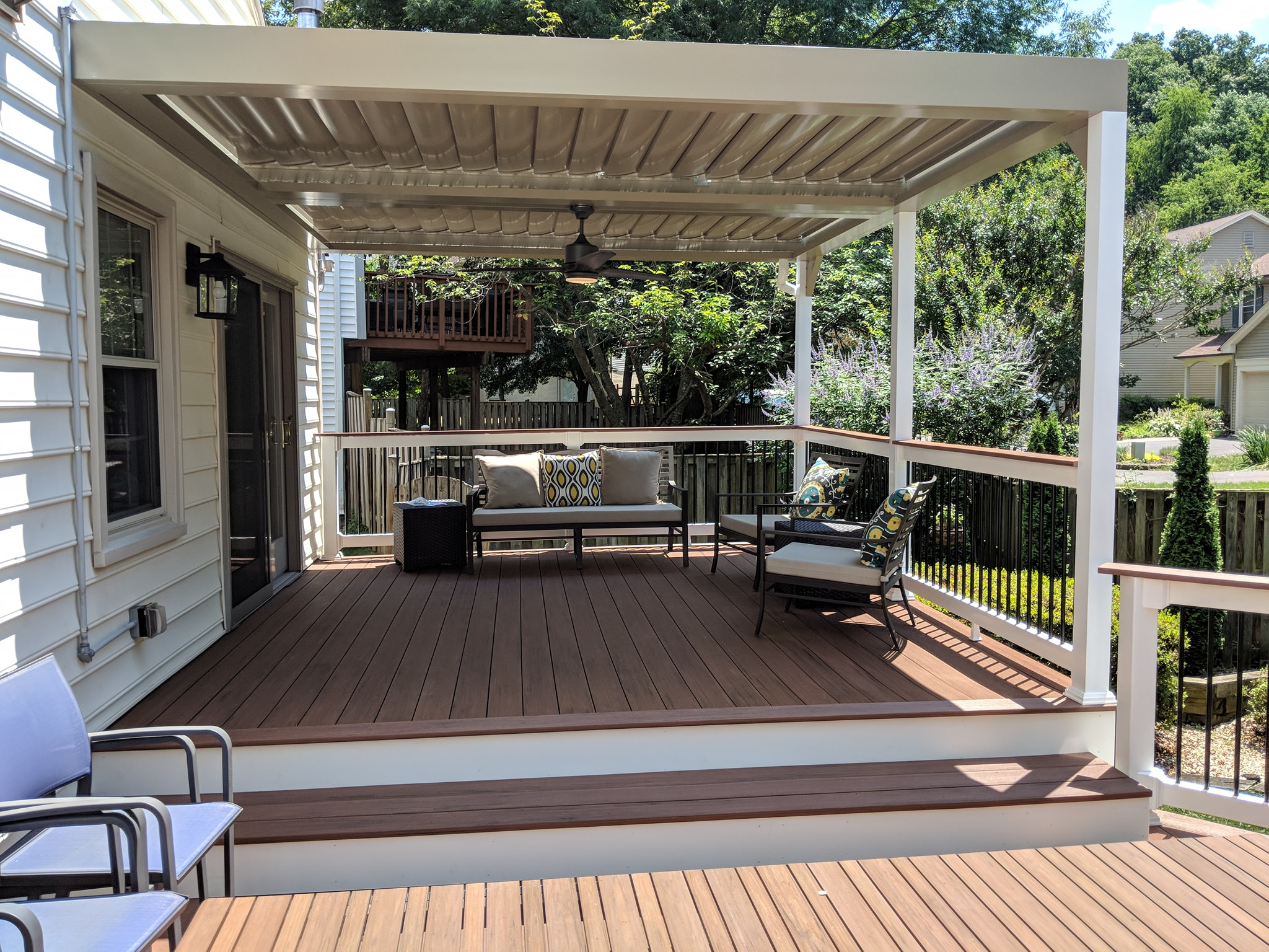 Deck Builder in Bowie, MD - Diamond Decks