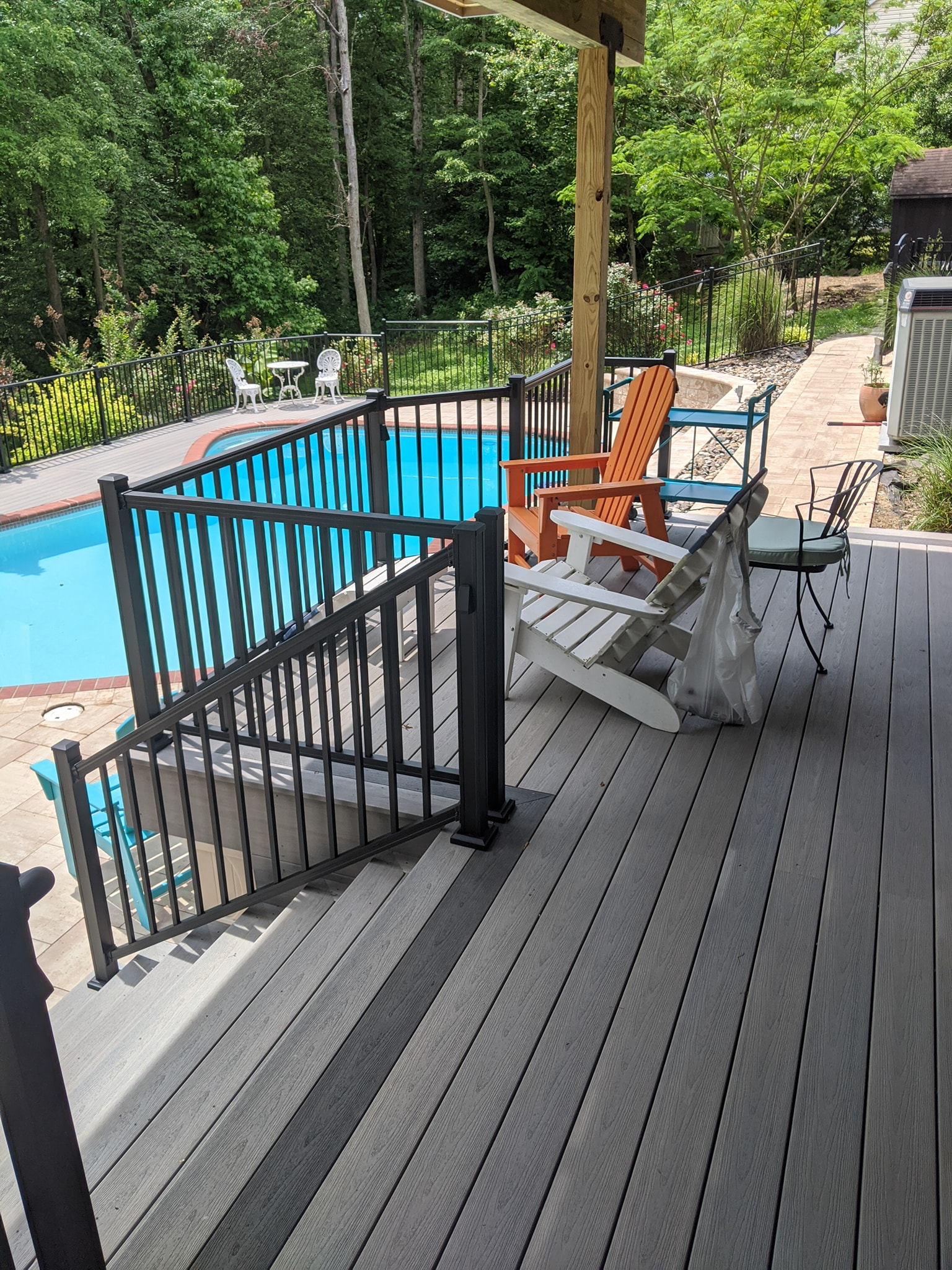 deck builders in bowie