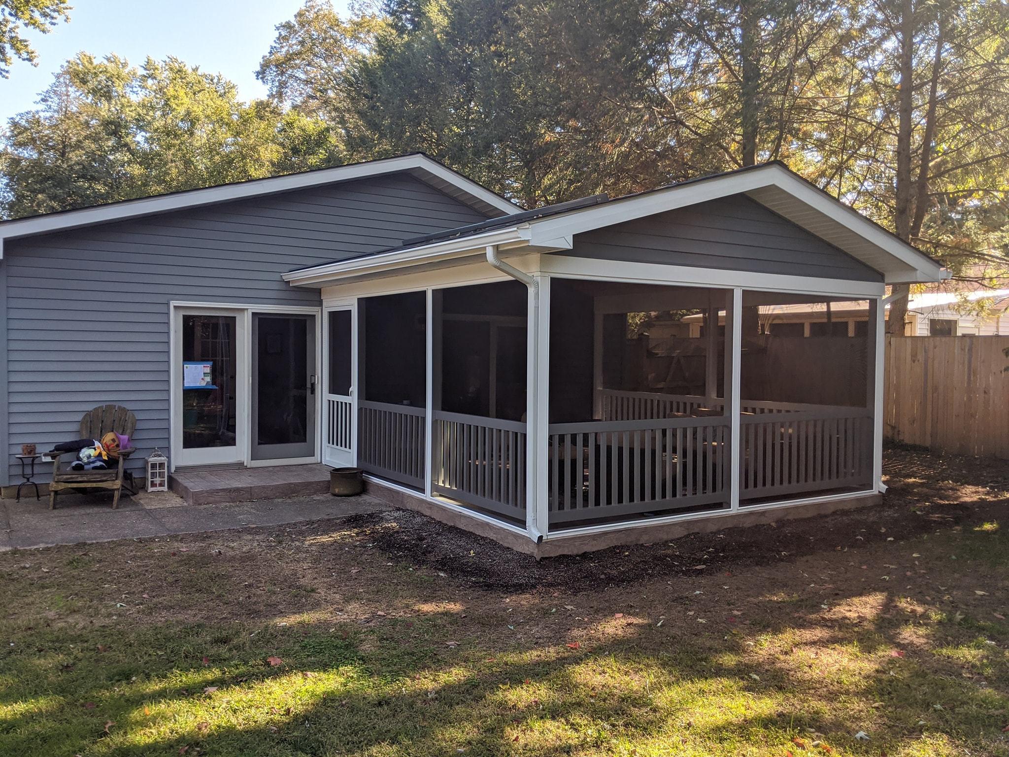 Patio Professional In Clarksville